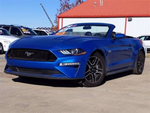 2019 Ford Mustang for sale at Bryans Car Corner in Chickasha OK