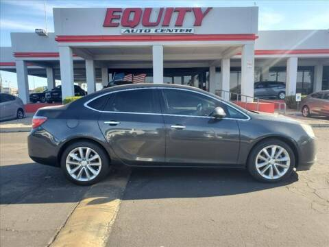 2014 Buick Verano for sale at EQUITY AUTO CENTER in Phoenix AZ