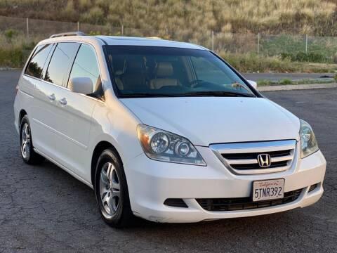 2006 Honda Odyssey for sale at Gold Coast Motors in Lemon Grove CA