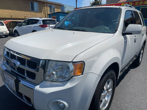 2011 Ford Escape for sale at CARZ in San Diego CA