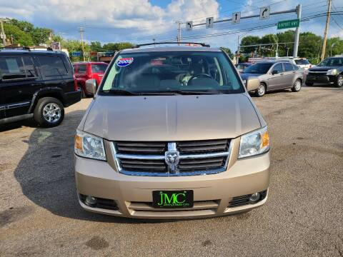 2009 Dodge Grand Caravan for sale at Johnny's Motor Cars in Toledo OH