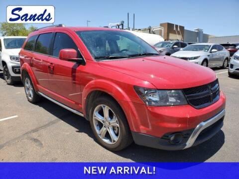 2017 Dodge Journey for sale at Sands Chevrolet in Surprise AZ