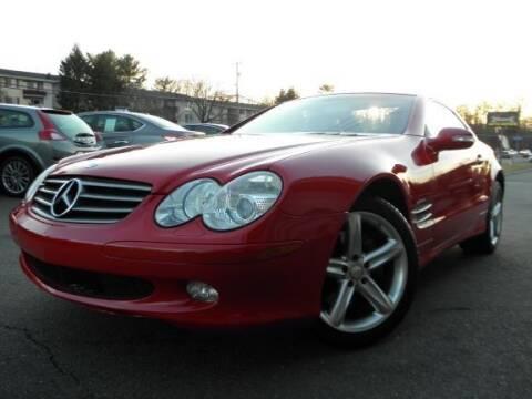 2003 Mercedes-Benz SL-Class for sale at DMV Auto Group in Falls Church VA