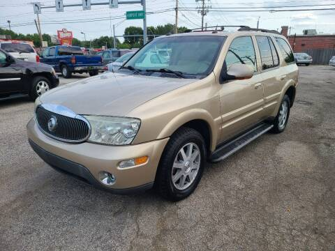 2004 Buick Rainier for sale at Johnny's Motor Cars in Toledo OH