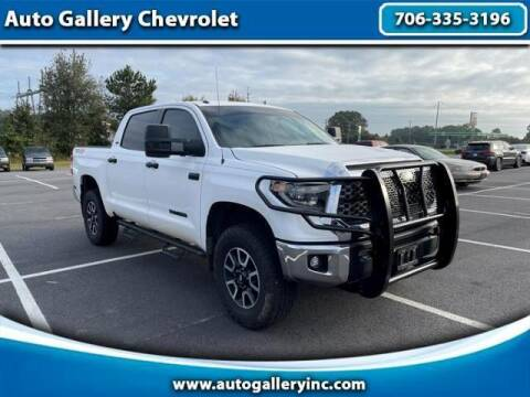 2019 Toyota Tundra for sale at Auto Gallery Chevrolet in Commerce GA