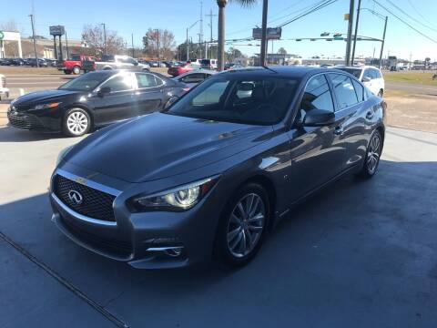 2014 Infiniti Q50 for sale at Advance Auto Wholesale in Pensacola FL