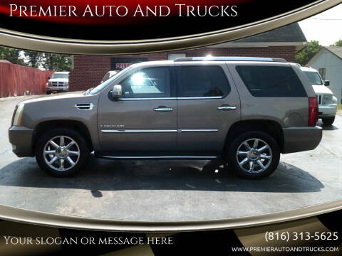 2007 Cadillac Escalade for sale at Premier Auto And Trucks in Independence MO