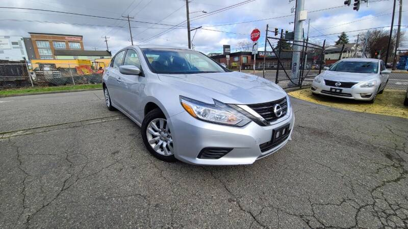 2018 Nissan Altima for sale at Paisanos Chevrolane in Seattle WA