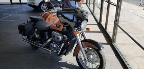 1998 Honda Shadow for sale at CENTURY MOTORS in Fresno CA
