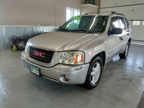 2004 GMC Envoy for sale at Sand's Auto Sales in Cambridge MN
