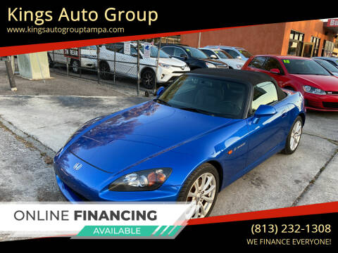 2006 Honda S2000 for sale at Kings Auto Group in Tampa FL