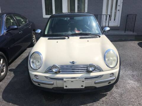 2003 MINI Cooper for sale at Certified Motors in Bear DE