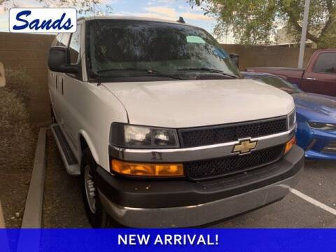 2020 Chevrolet Express Cargo for sale at Sands Chevrolet in Surprise AZ