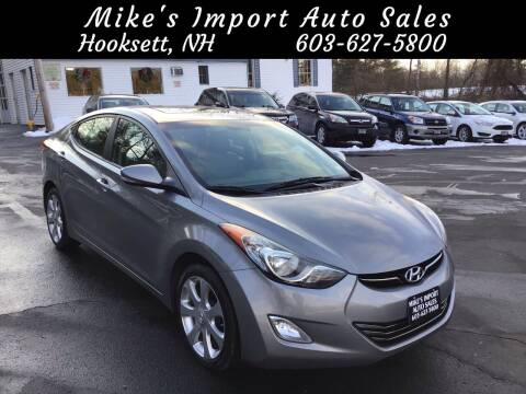 2011 Hyundai Elantra for sale at Mikes Import Auto Sales INC in Hooksett NH
