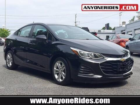 2019 Chevrolet Cruze for sale at ANYONERIDES.COM in Kingsville MD