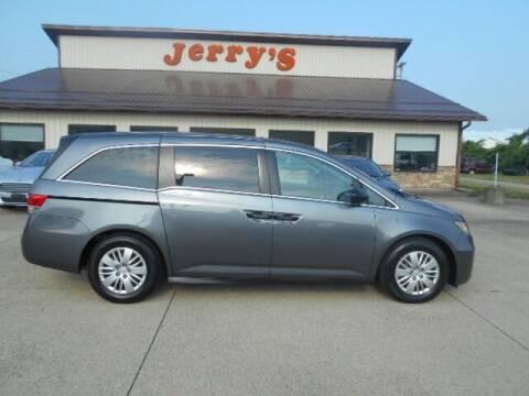 2014 Honda Odyssey for sale at Jerry's Auto Mart in Uhrichsville OH