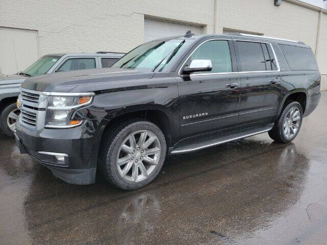 2016 Chevrolet Suburban for sale at Rizza Buick GMC Cadillac in Tinley Park IL