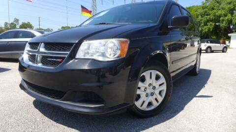 2014 Dodge Grand Caravan for sale at Das Autohaus Quality Used Cars in Clearwater FL