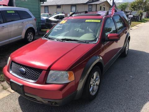 2006 Ford Freestyle for sale at Castagna Auto Sales LLC in Saint Augustine FL