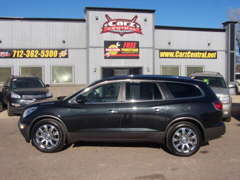 2012 Buick Enclave for sale at CarzCentral in Estherville IA