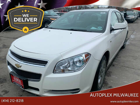 2008 Chevrolet Malibu for sale at Autoplex 2 in Milwaukee WI