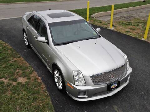 2007 Cadillac STS-V for sale at Great Lakes Classic Cars & Detail Shop in Hilton NY