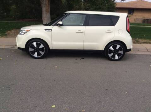 2015 Kia Soul for sale at Auto Brokers in Sheridan CO