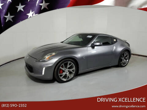 2013 Nissan 370Z for sale at Driving Xcellence in Jeffersonville IN