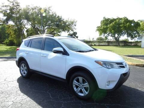 2014 Toyota RAV4 for sale at SUPER DEAL MOTORS 441 in Hollywood FL