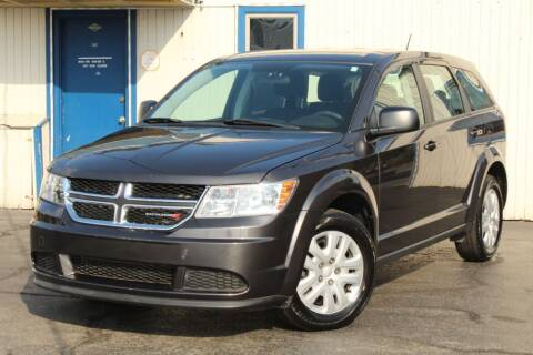 2015 Dodge Journey for sale at Dynamics Auto Sale in Highland IN