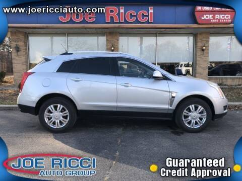 2010 Cadillac SRX for sale at Mr Intellectual Cars in Shelby Township MI