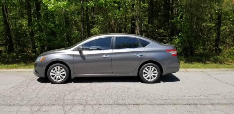 2015 Nissan Sentra for sale at MATRIXX AUTO GROUP in Union City GA