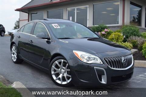 2015 Buick Regal for sale at WARWICK AUTOPARK LLC in Lititz PA