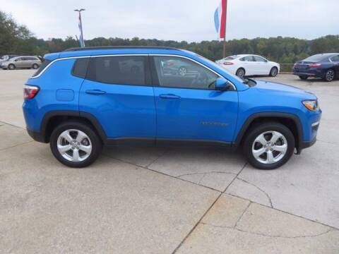 2017 Jeep Compass for sale at DICK BROOKS PRE-OWNED in Lyman SC