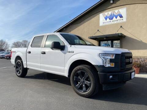 2017 Ford F-150 for sale at Western Mountain Bus & Auto Sales in Nampa ID
