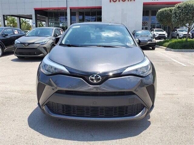 2021 Toyota C-HR for sale at Selecauto LLC in Miami FL