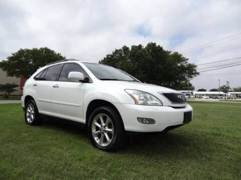 2009 Lexus RX 350 for sale at 123 Car 2 Go LLC in Dallas TX