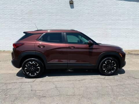 2022 Chevrolet TrailBlazer for sale at Smart Chevrolet in Madison NC