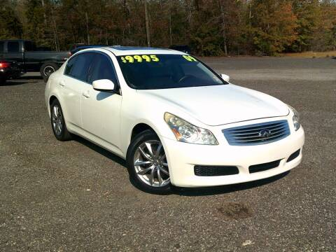 2009 Infiniti G37 Sedan for sale at Let's Go Auto Of Columbia in West Columbia SC
