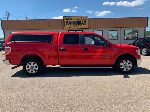2011 Ford F-150 for sale at Parkway Motors in Springfield IL