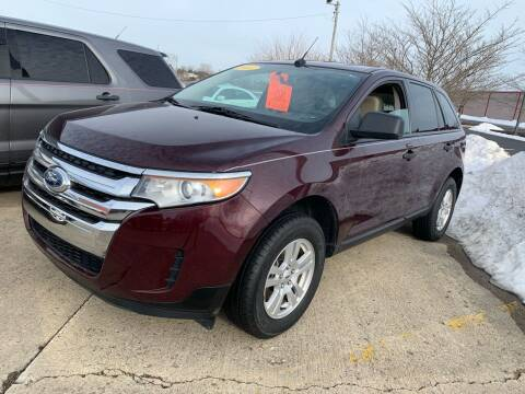2011 Ford Edge for sale at Cars To Go in Lafayette IN