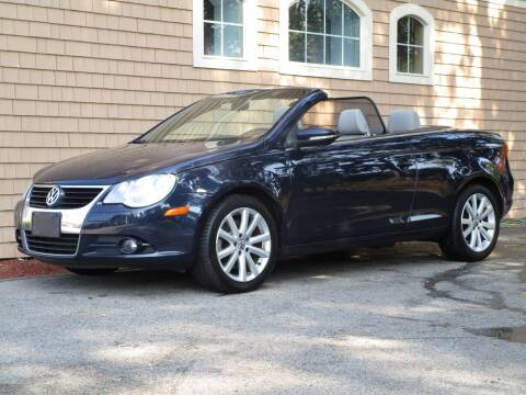 2010 Volkswagen Eos for sale at Car and Truck Exchange, Inc. in Rowley MA