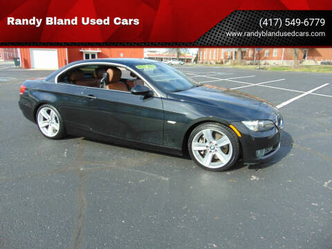 2008 BMW 3 Series for sale at Randy Bland Used Cars in Nevada MO