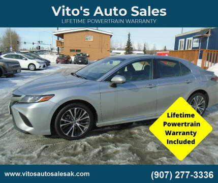 2018 Toyota Camry for sale at Vito's Auto Sales in Anchorage AK