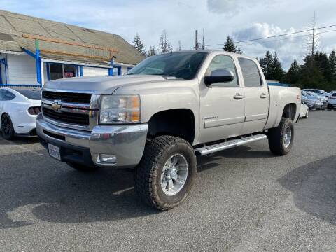 2007 Chevrolet Silverado 2500HD for sale at LKL Motors in Puyallup WA