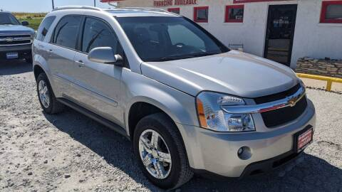 2008 Chevrolet Equinox for sale at Sarpy County Motors in Springfield NE
