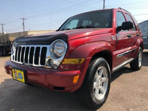 2006 Jeep Liberty for sale at El Tucanazo Auto Sales in Grand Island NE