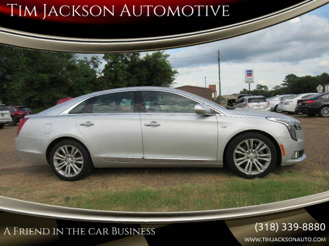 2019 Cadillac XTS for sale at Tim Jackson Automotive in Jonesville LA