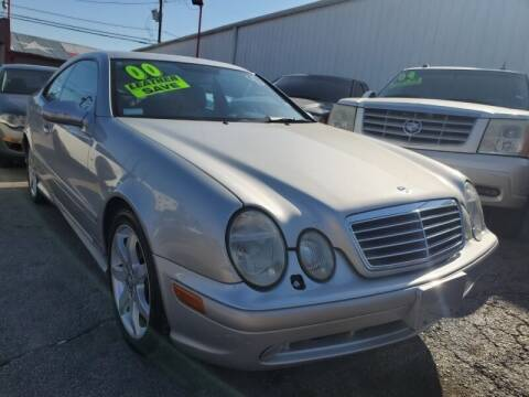 2000 Mercedes-Benz CLK for sale at USA Auto Brokers in Houston TX
