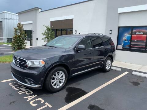 2015 Dodge Durango for sale at Bay City Autosales in Tampa FL